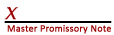 Master Promissory Note
